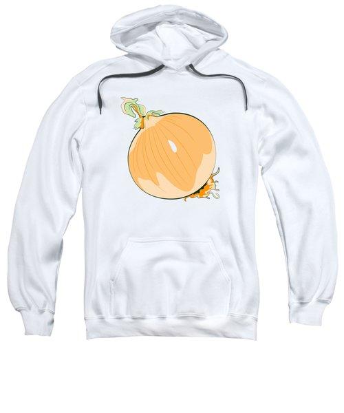Yellow Onion Sweatshirt