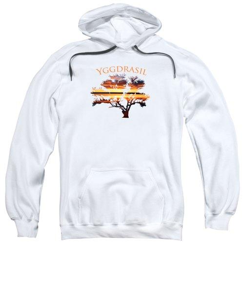 Yggdrasil- The World Tree 2 Sweatshirt