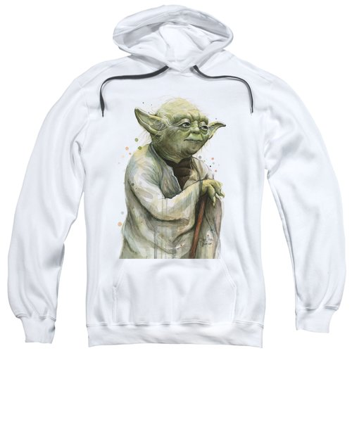 Yoda Portrait Sweatshirt