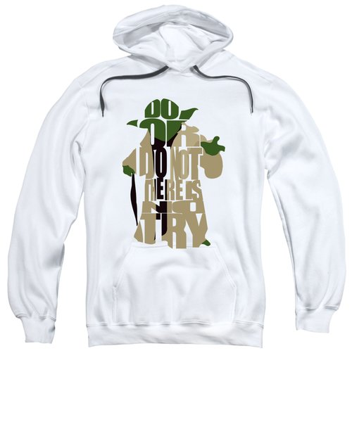 Yoda - Star Wars Sweatshirt