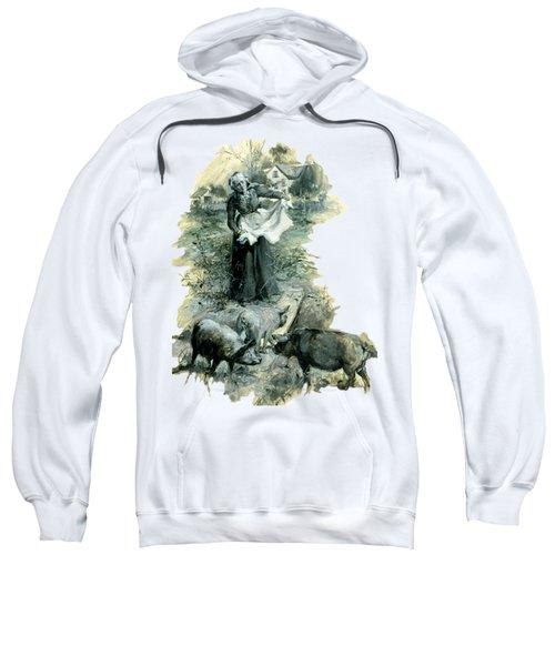 Yohn Pigs  Sweatshirt