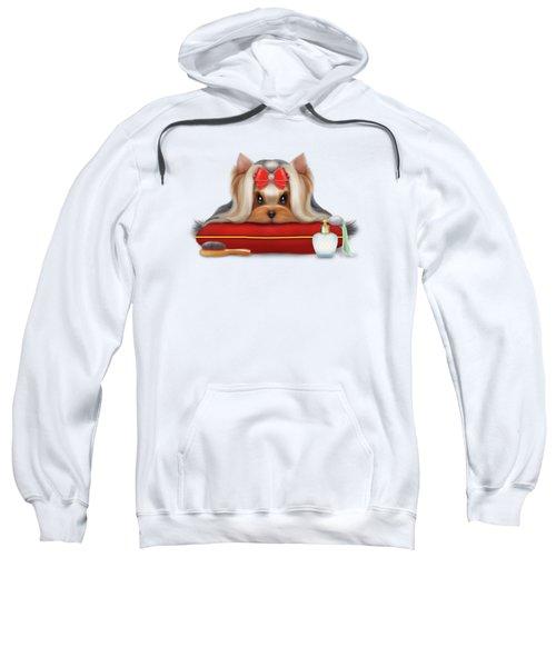 Yorkie Beauty Sweatshirt