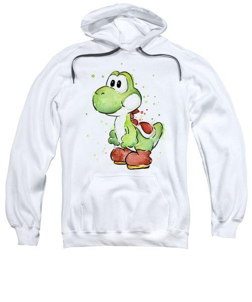 Yoshi Watercolor Sweatshirt