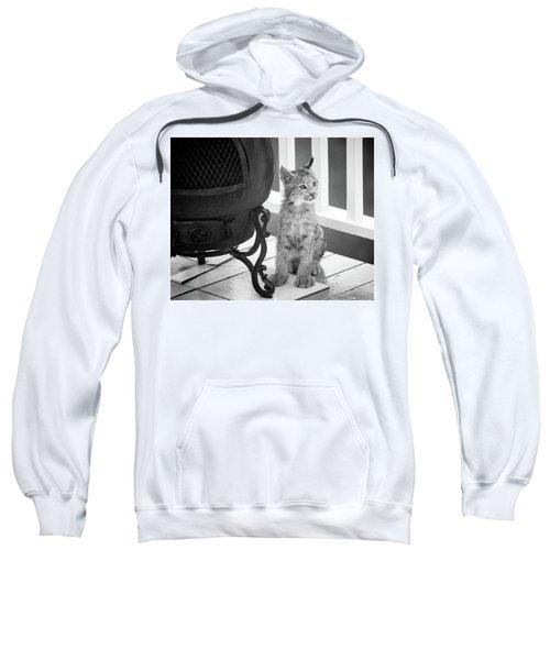 You Say Somethin Sweatshirt