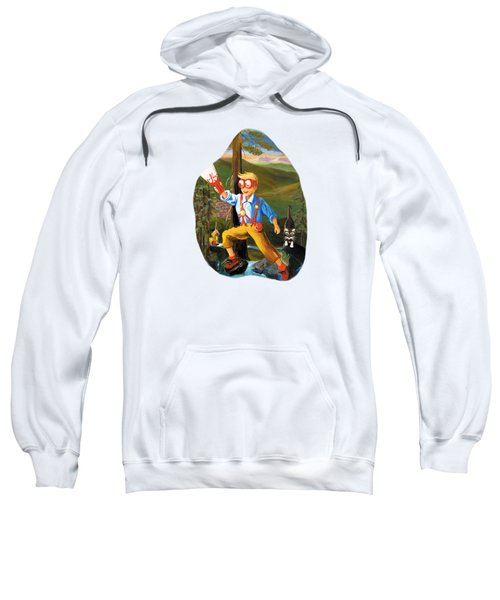 Young Explorer Sweatshirt