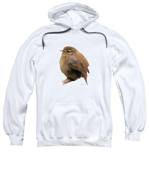 Young Female Blackbird - Turdus Merula Sweatshirt
