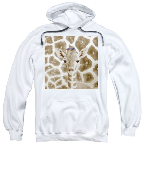 Young Giraffe Sweatshirt