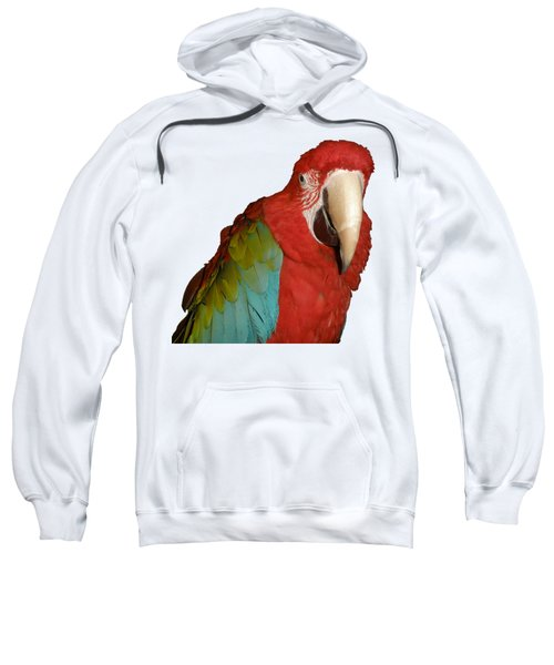 Zazu Sweatshirt by Zazu's House Parrot Sanctuary