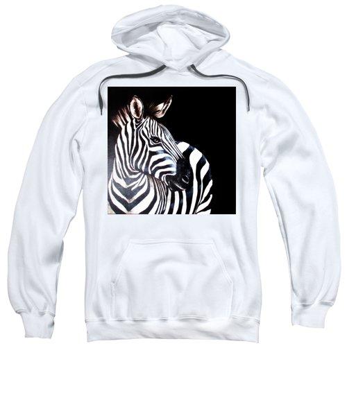 Zebra 2 Sweatshirt
