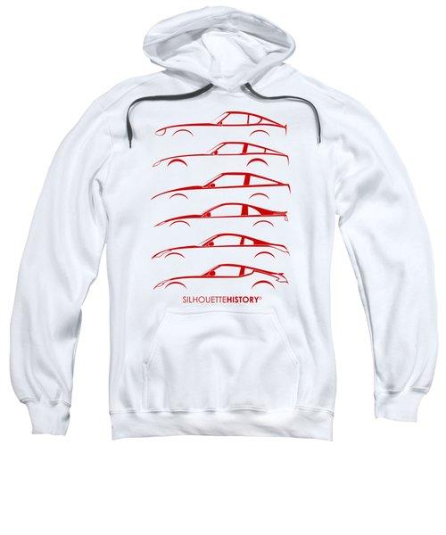 Zee Car Silhouettehistory Sweatshirt
