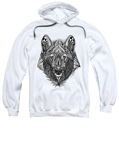 Zendoodle Wolf Sweatshirt