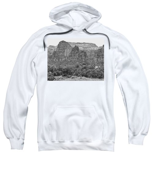 Zion Canyon Monochrome Sweatshirt