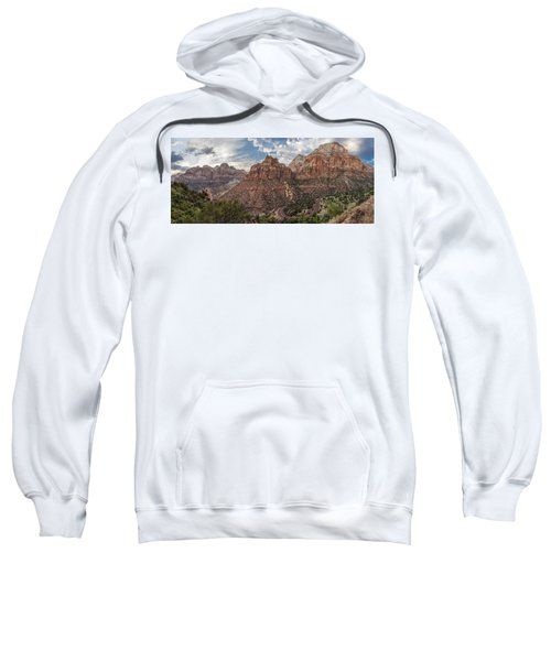 Zion National Park Switchback Road Sweatshirt
