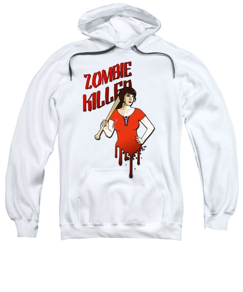 Zombie Killer Sweatshirt