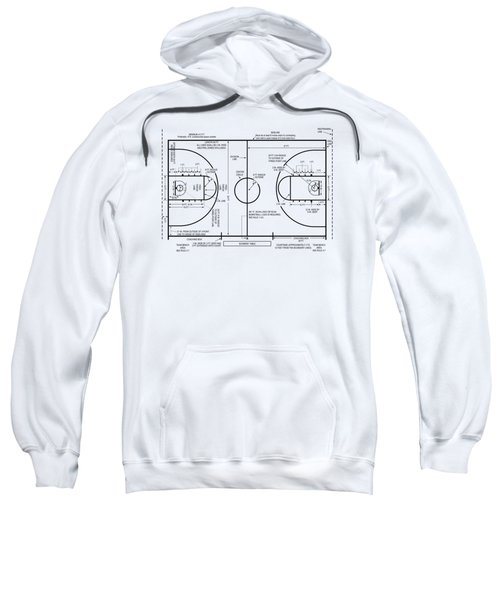 Basketball Court Sweatshirt