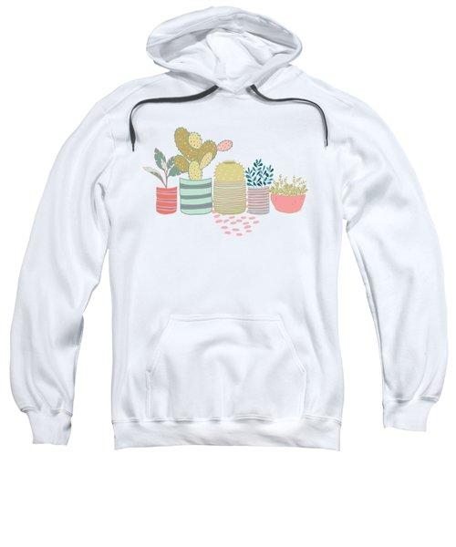 Cactus Garden Sweatshirt