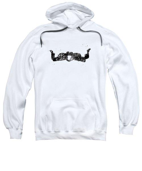 Couple Skydiver Sweatshirt
