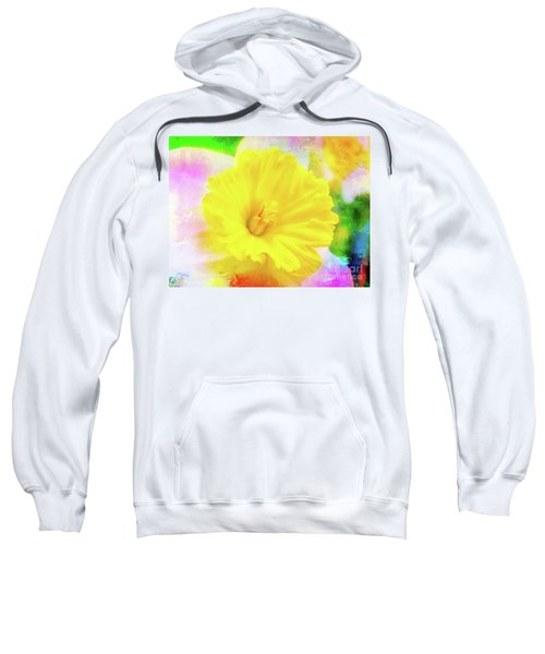 Daffy Daffodil 2 Sweatshirt