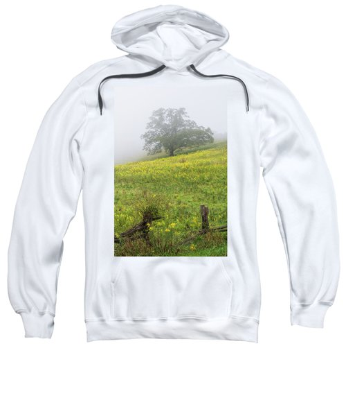 Lone Tree Hill - Blue Ridge Parkway Sweatshirt