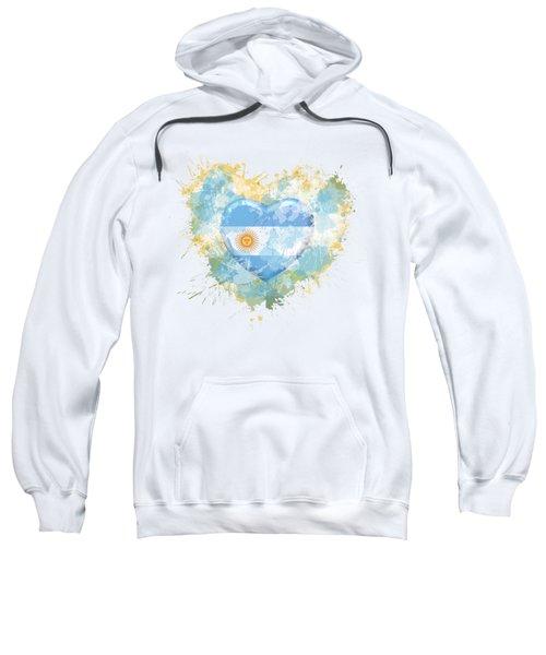 Love Argentina Sweatshirt