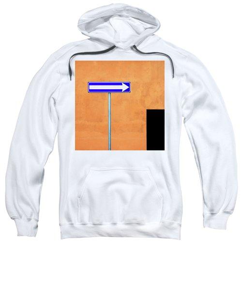 One Way Sweatshirt