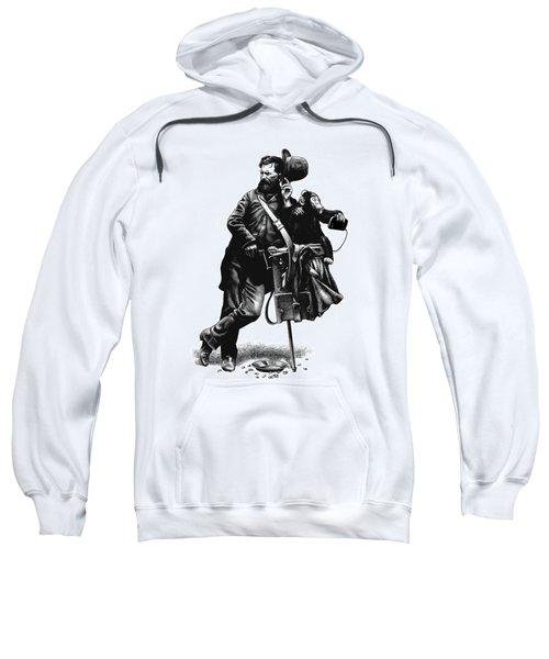 Organ Grinder Sweatshirt
