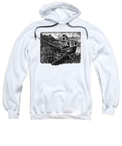 Pheasants Sweatshirt