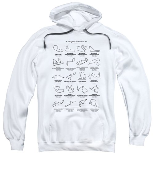 The Grand Prix Circuits Sweatshirt