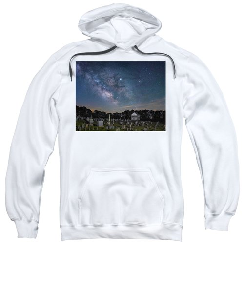 Watching Over Us  Sweatshirt