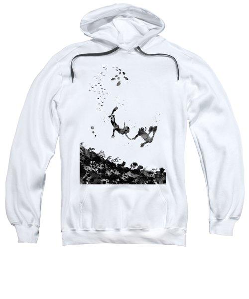 Scuba Divers Sweatshirt