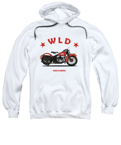 1941 Harley Model Wld Sweatshirt