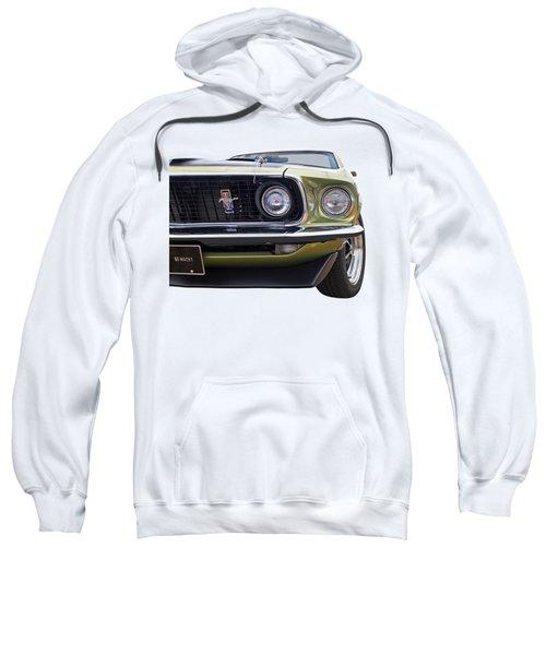 1969 Mustang Mach 1  Sweatshirt