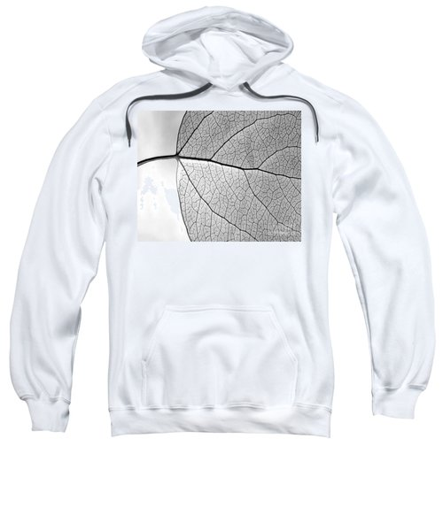 Aspen Leaf Veins Sweatshirt