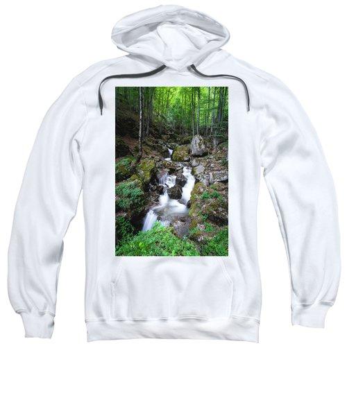Bela River, Balkan Mountain Sweatshirt