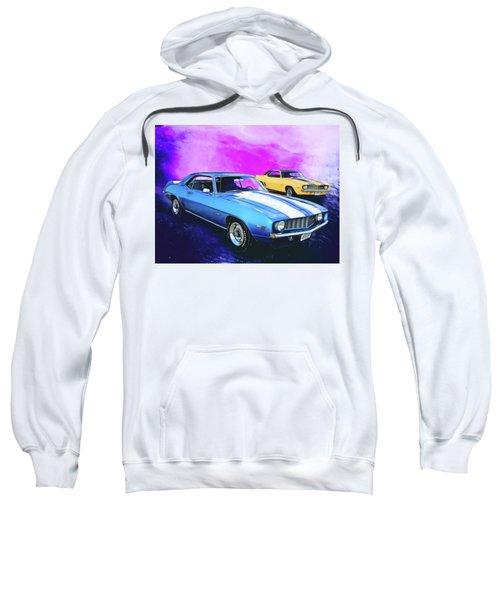2 Camaros Sweatshirt
