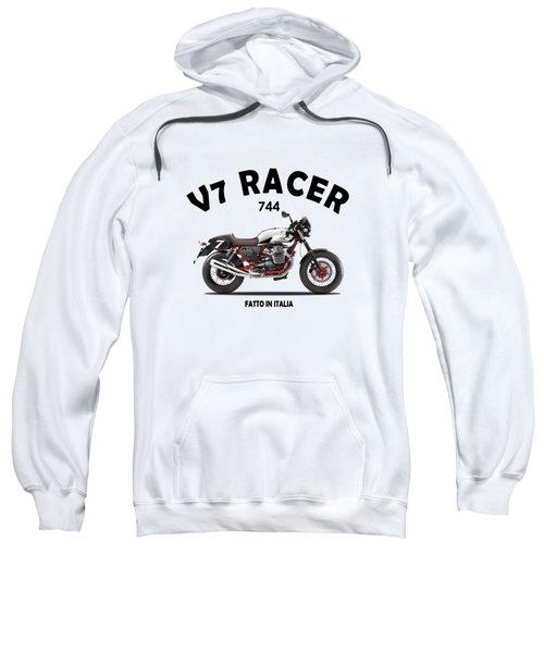 Moto Guzzi V7 Racer Sweatshirt