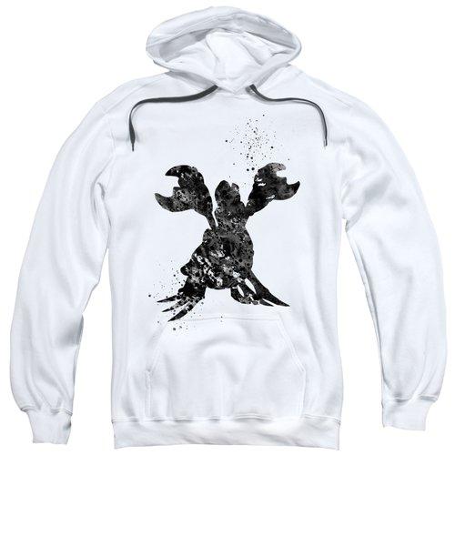 Sebastian The Crab Sweatshirt