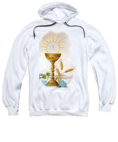 Holy Communion Sweatshirt