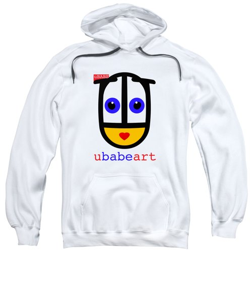 uBABE Art Sweatshirt