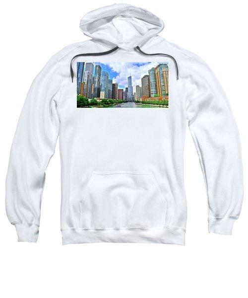 Chicago Panorama Sweatshirt