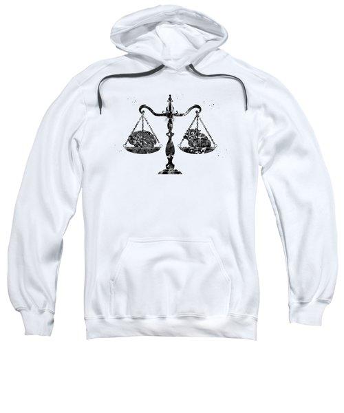Balance Scale Sweatshirt