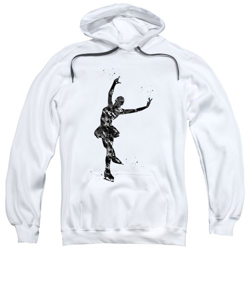 Ice Skater Sweatshirt