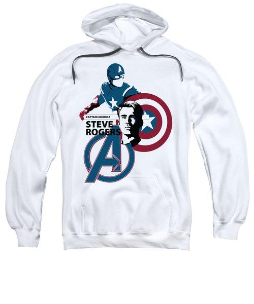 Captain America Sweatshirt