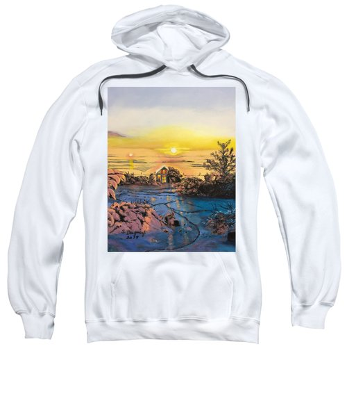 A Perfect Prairie Morning  Sweatshirt