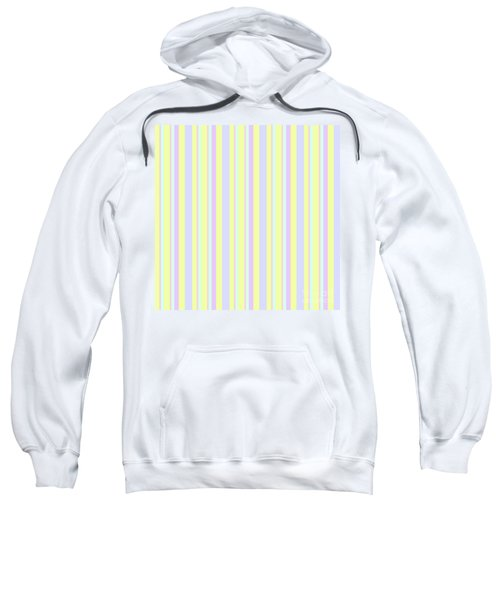 Abstract Fresh Color Lines Background - Dde595 Sweatshirt
