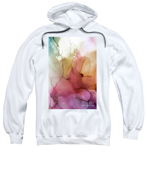Abstract Summer Nectar Sweatshirt