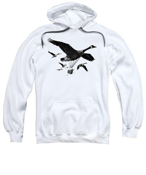 Aero Canada - Bw Sweatshirt