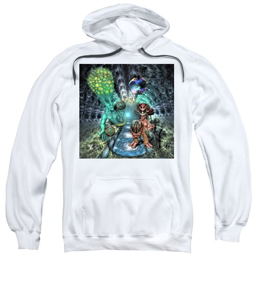 Aethereal Encounter Sweatshirt