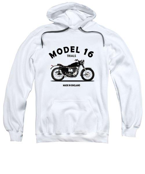 Ajs Model 16 Trials Sweatshirt