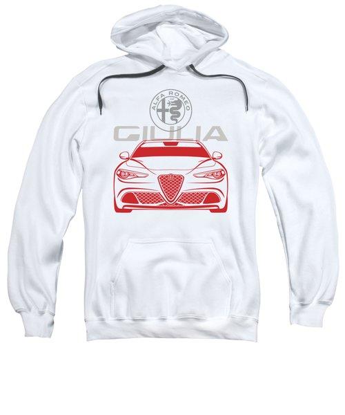 Alfa 2017 Giulia Sweatshirt